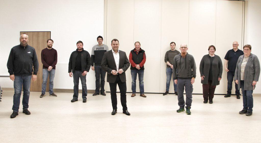 Wählergemeinschaft Barver unterstützt Magnus Kiene